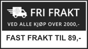 Frakt opplysninger